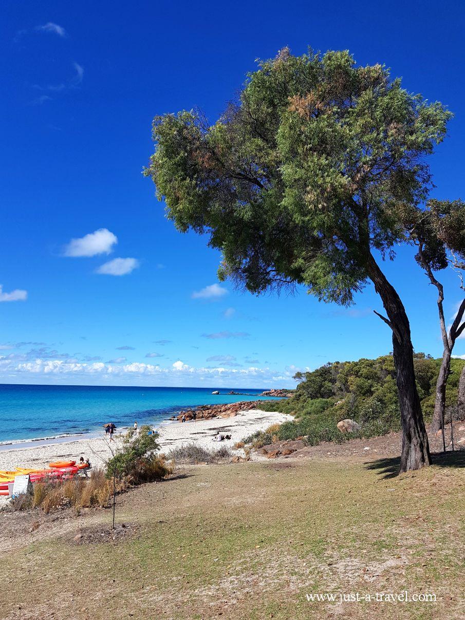 Meelup Beach, Region Margareth River, Australia Zachodnia