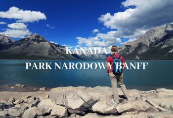 Park Narodowy Banff Kanada