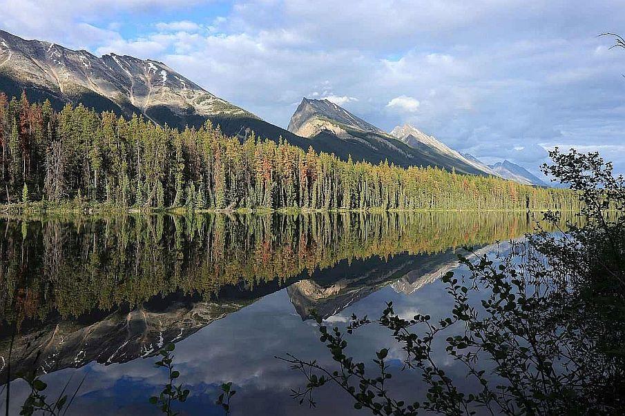 Honeymoon Lake, Canada