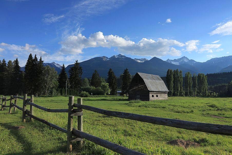 Golden Eco Adventure Ranch Kanada