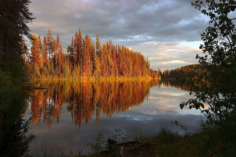 Latremouille Lake Kanada