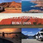 Podróżnicze podsumowanie roku 2018