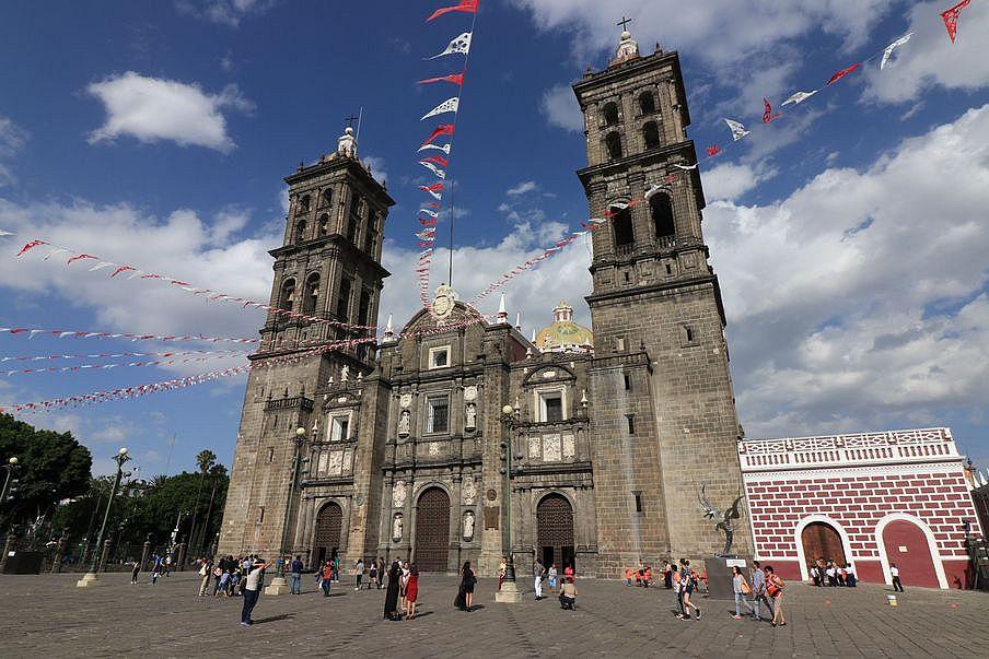 Taxco miasta kolonialne Meksyku