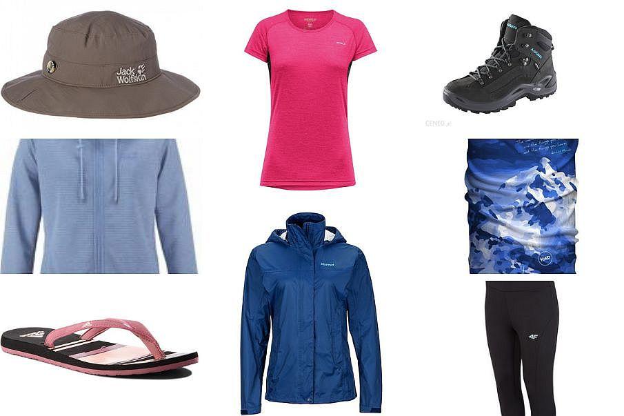 Ubrania, które warto spakować do Australii