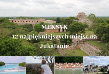 Co warto zobaczyć na Jukatanie