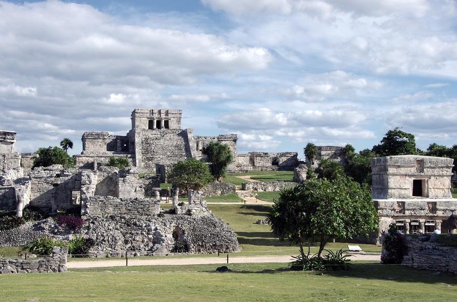 Co warto zobaczyć na Jukatanie, Tulum