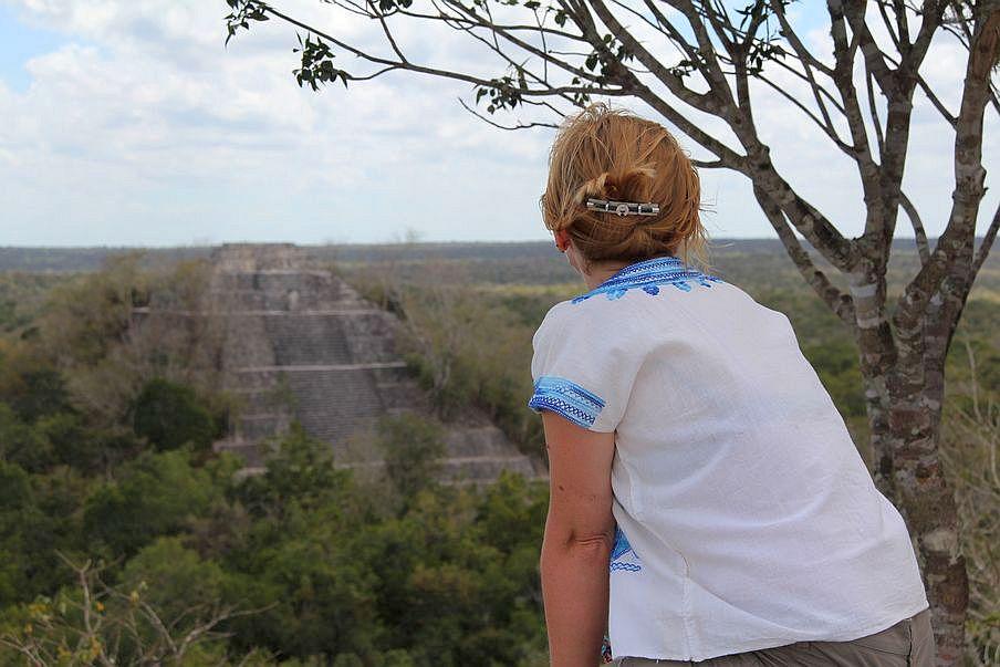 Co warto zobaczyć na Jukatanie, Calakmul