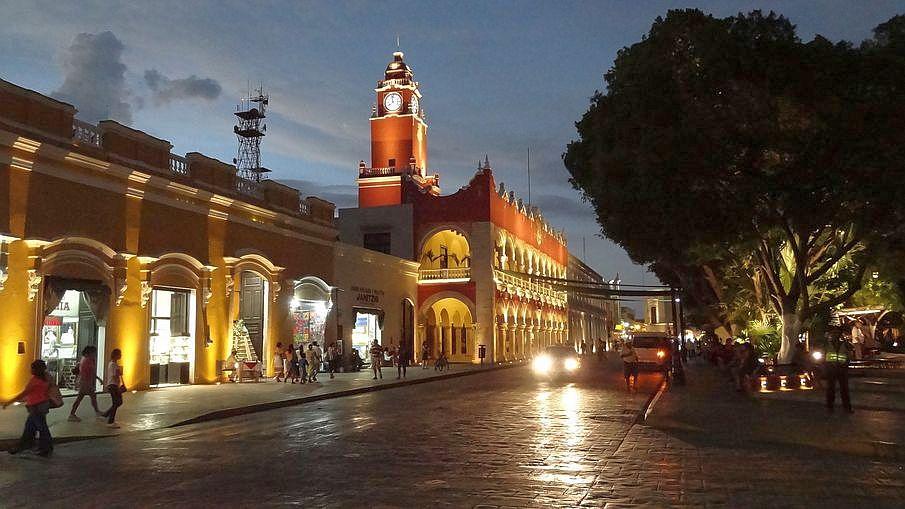 Co warto zobaczyć na Jukatanie, Merida