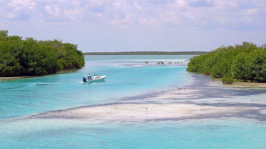 Co warto zobaczyć na Jukatanie, Punta Allen