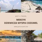Dziewicza wyspa Cozumel