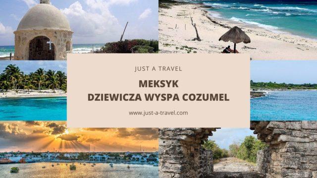 Wyspa Cozumel, Meksyk, Co warto zobaczyć
