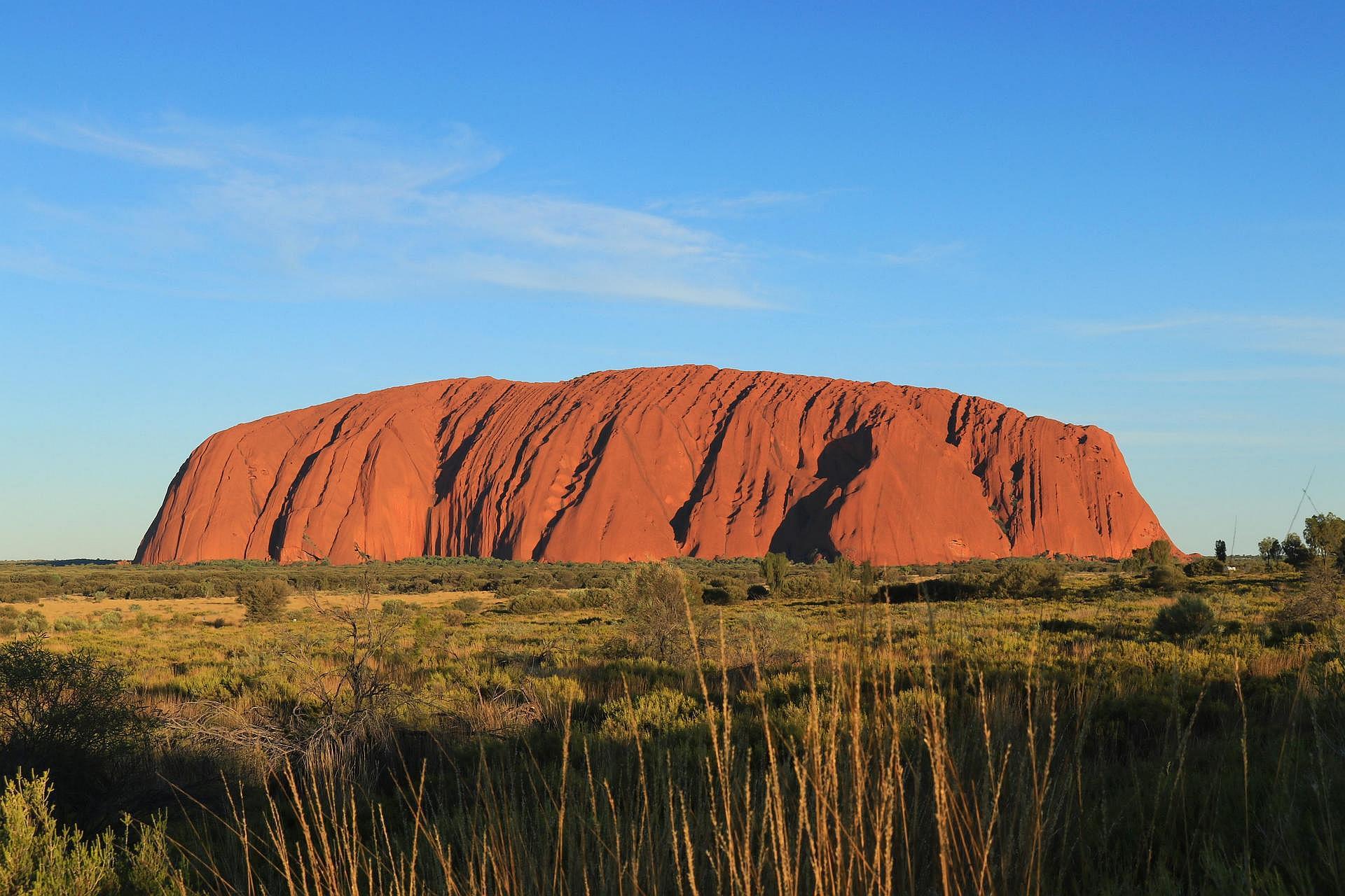 Australia Południowo-Wschodnia, Ayers Rock