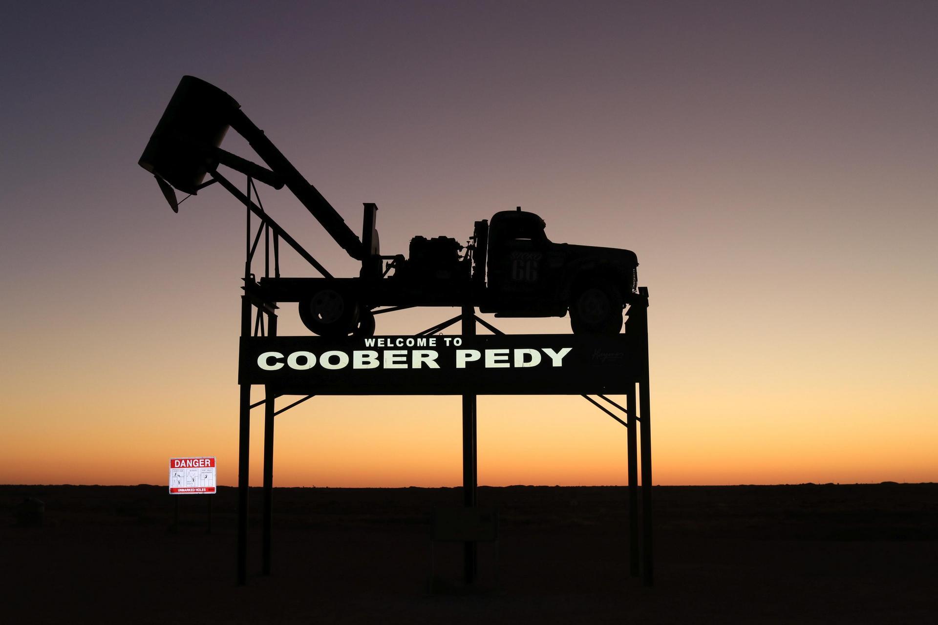 Australia Południowo-Wschodnia, Coober Peddy