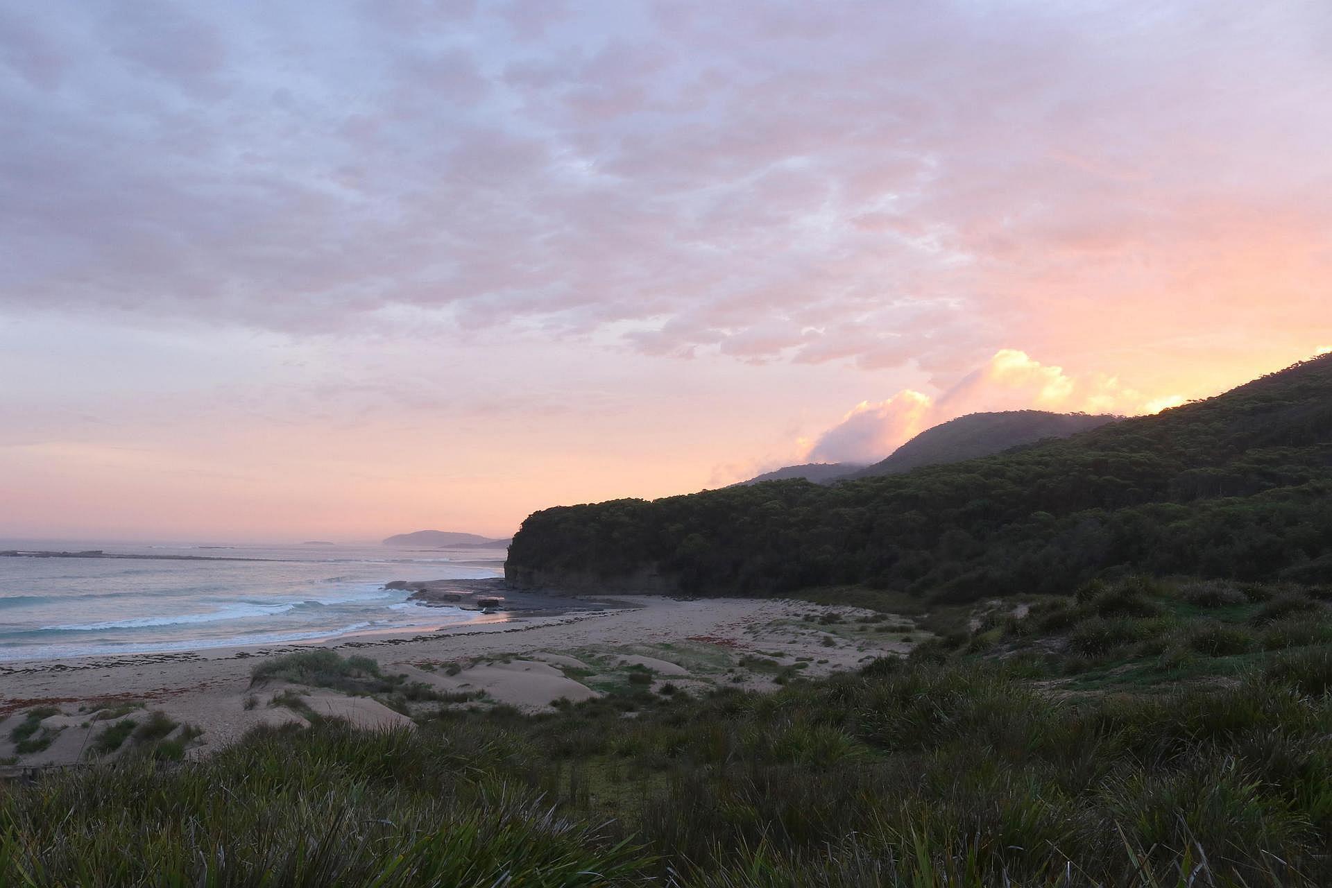 Australia Południowo-Wschodnia, Pretty Beach