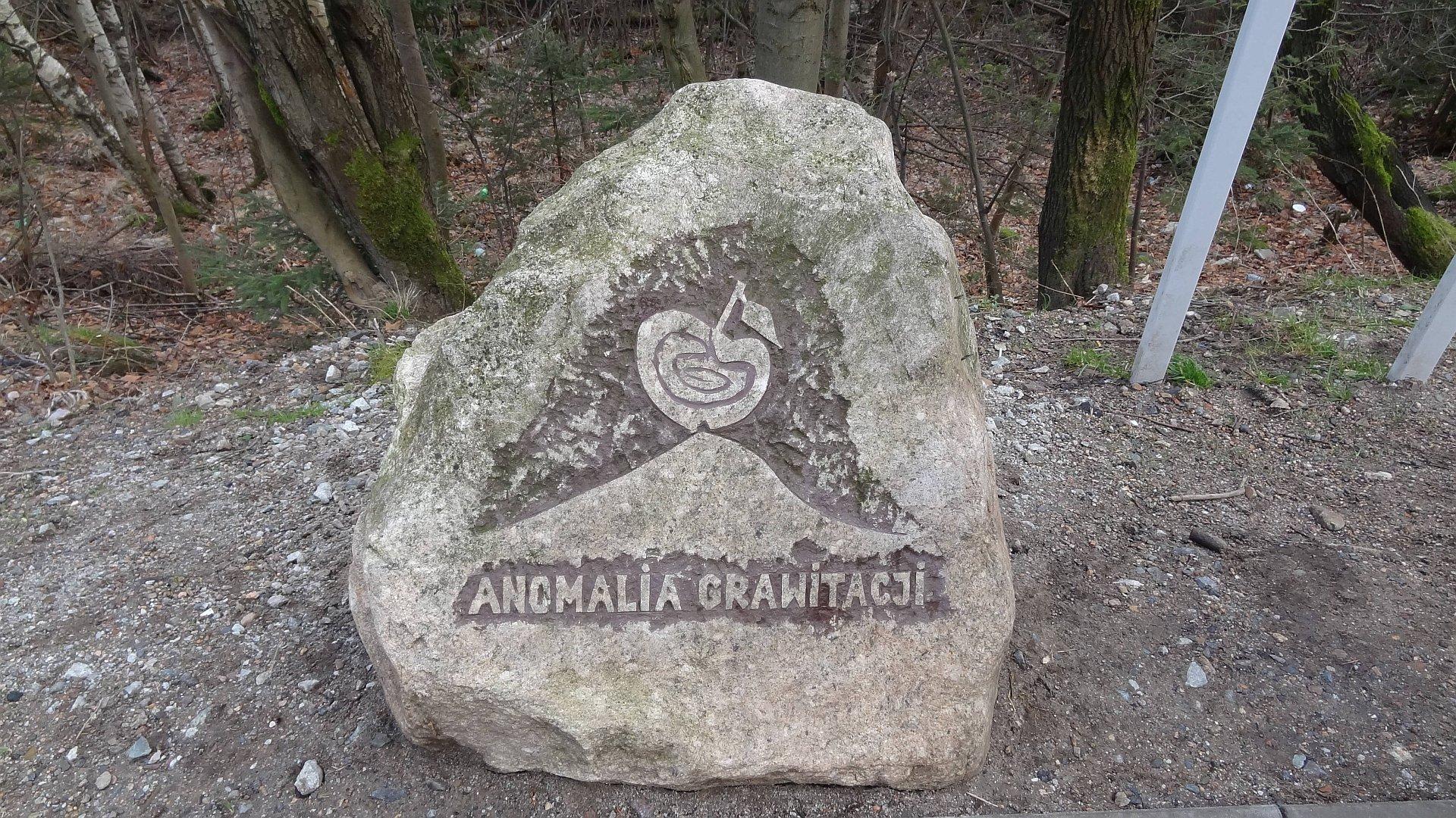 Anomalia Grawitacji w Karpaczu