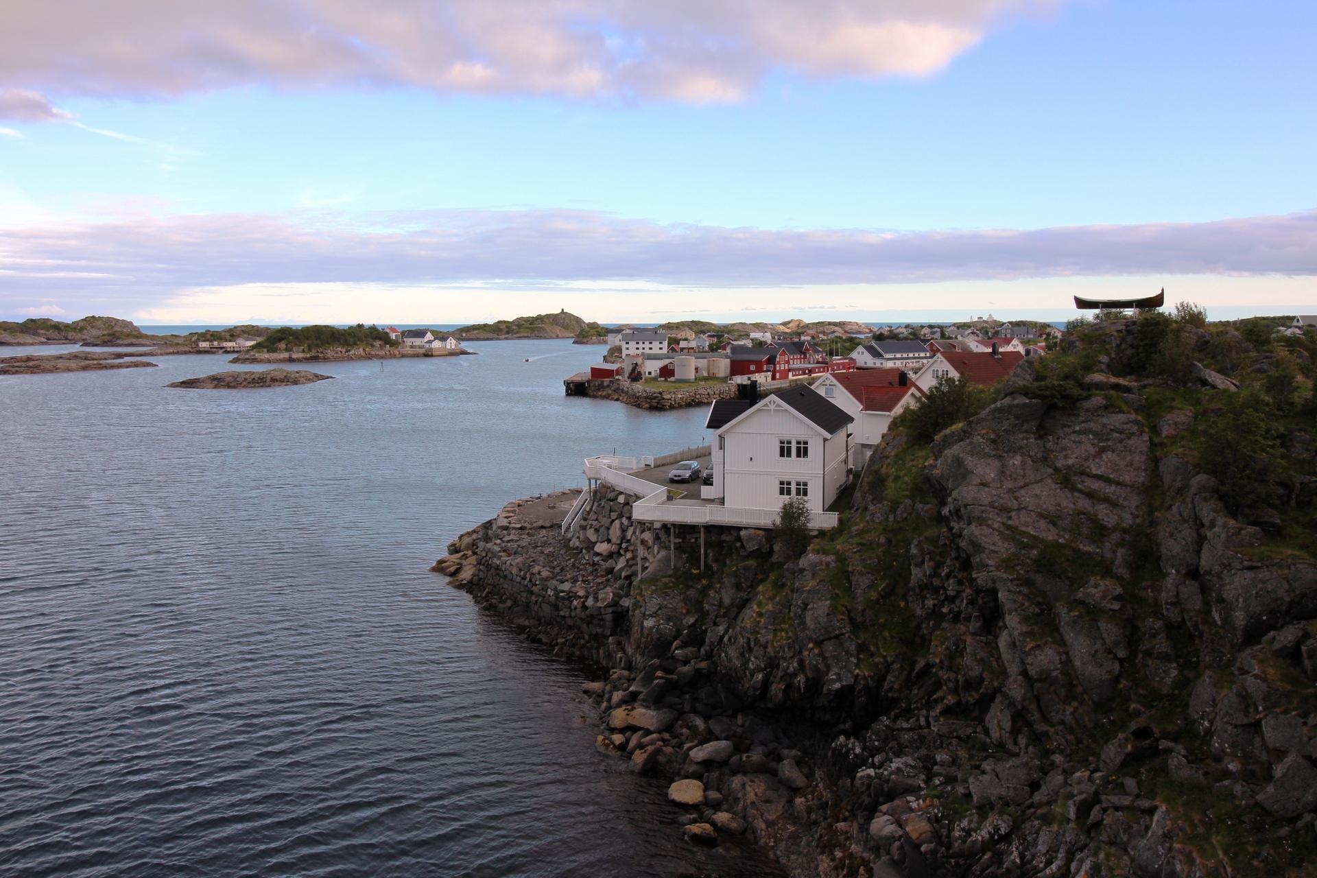 Najpiękniejsze miejsca w Skandynawii, Lofoty