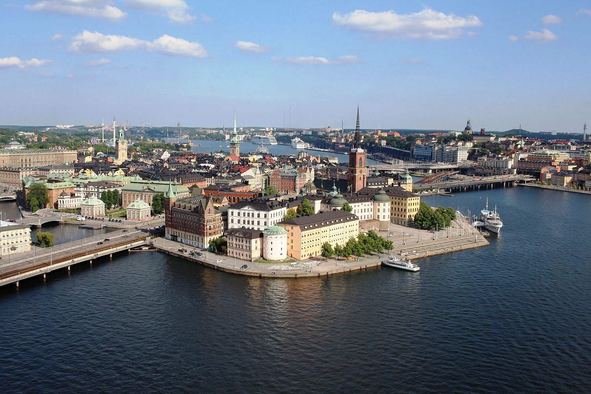 Najpiękniejsze miejsca w Skandynawii, Sztokholm