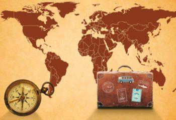 Trasa podróż dookoła świata