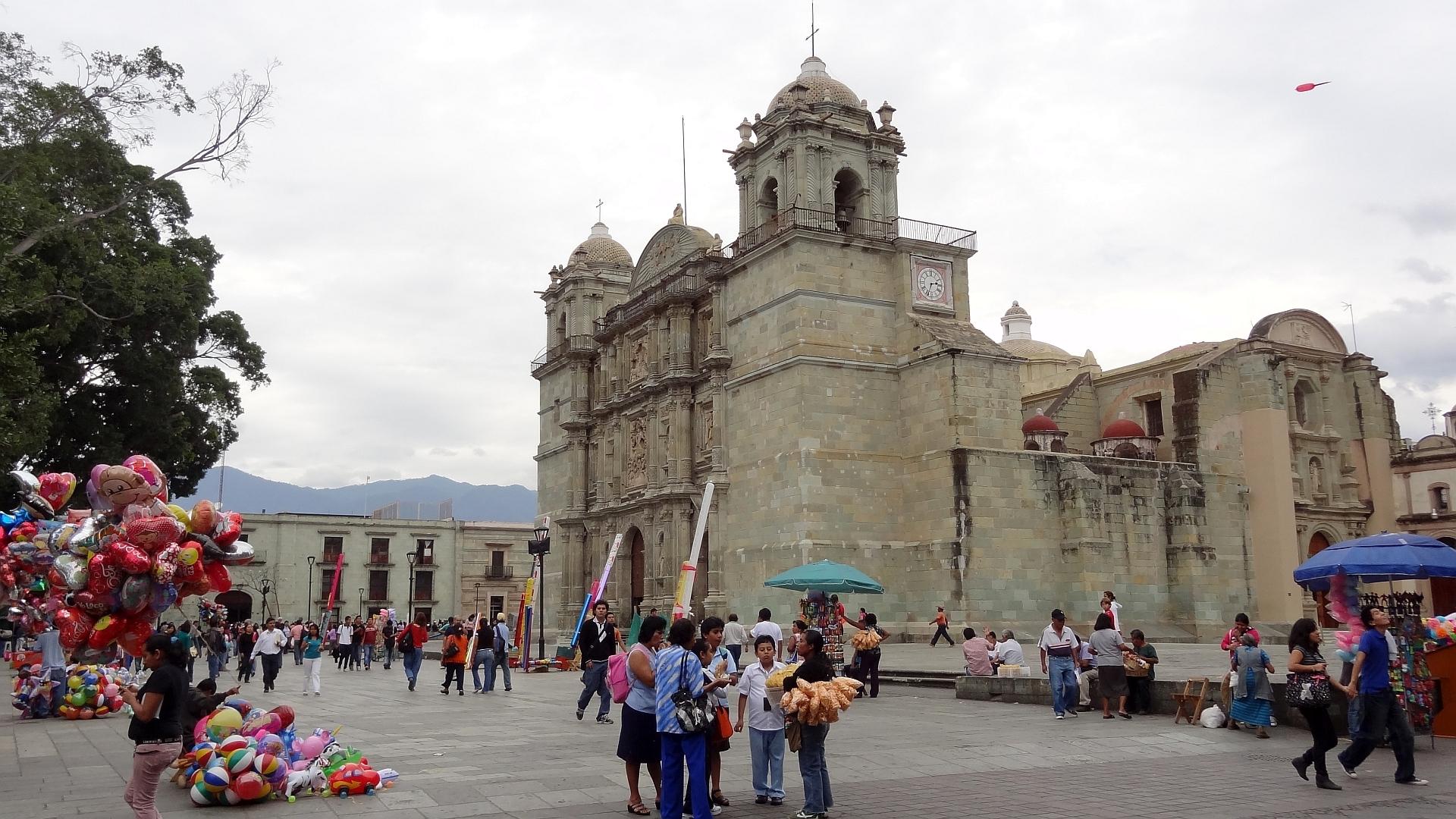 Meksyk plan podróży, Oaxaca miasteczko kolonialne