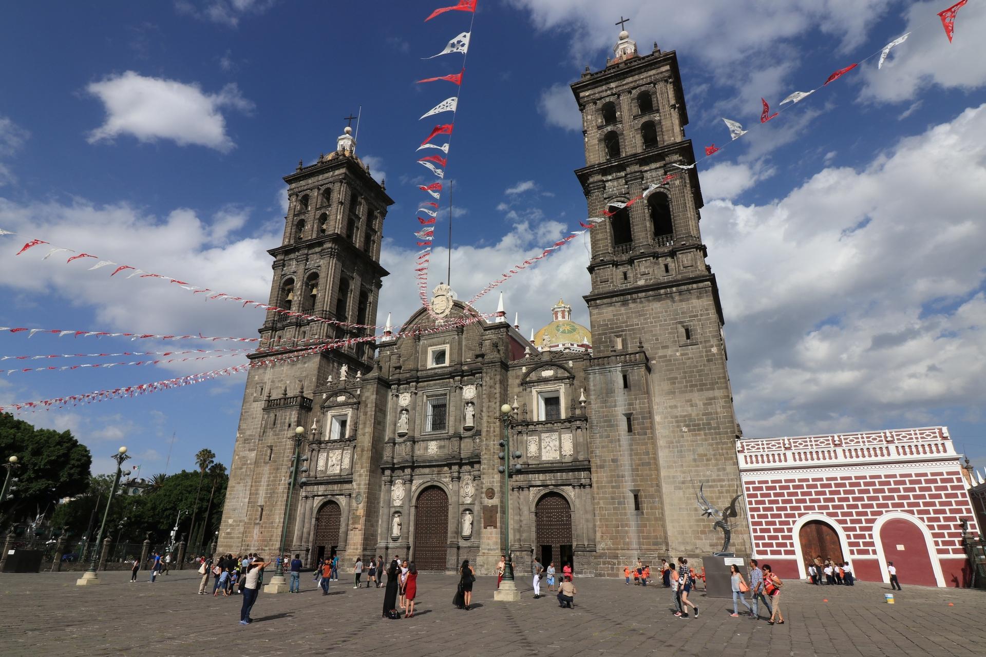 Puebla Old City