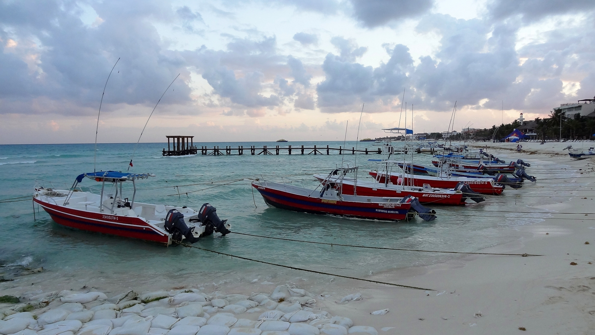 Meksyk plan podróży, Playa del Carmen, Meksyk