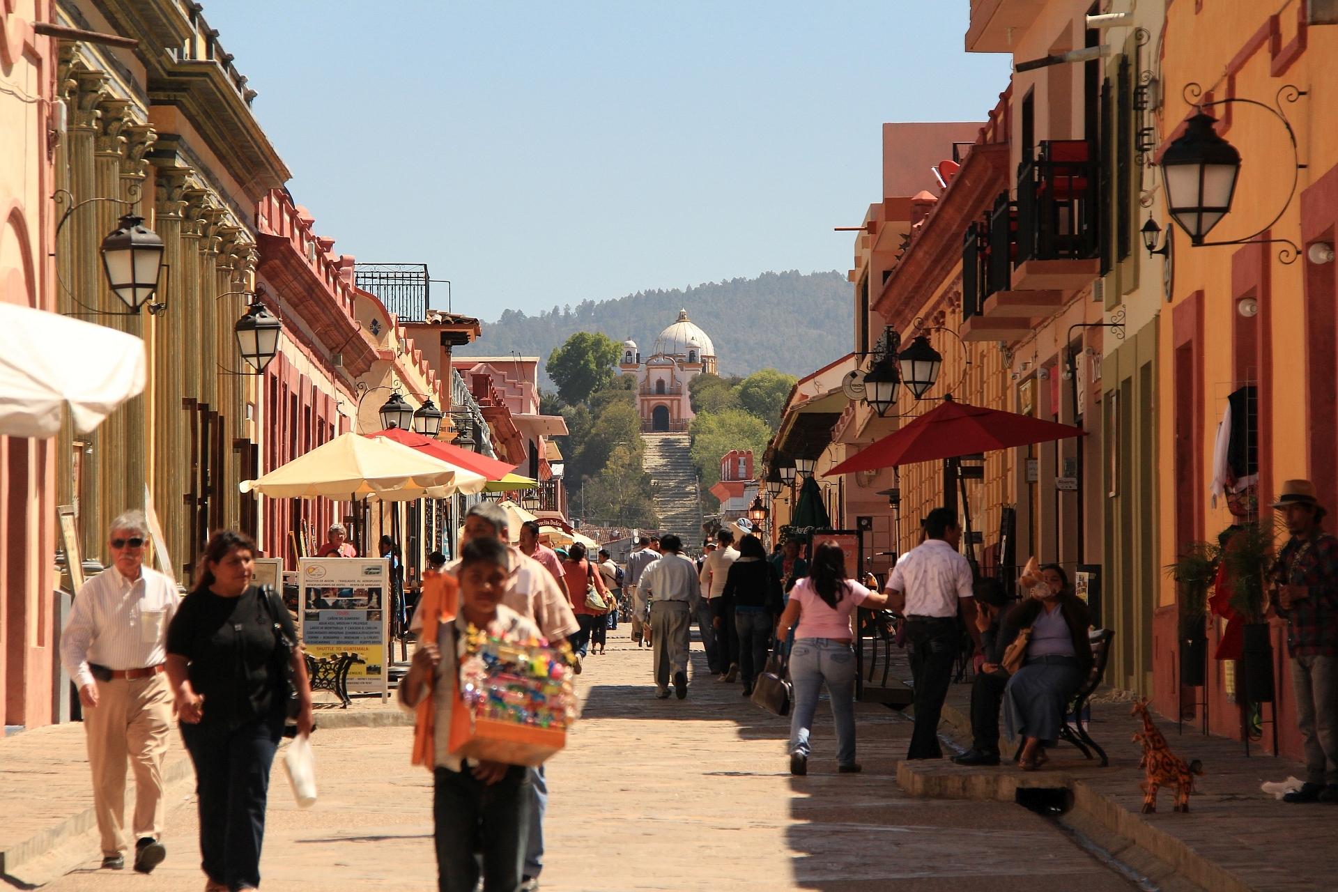 Meksyk plan podróży, San Cristobal de las Casas, Meksyk