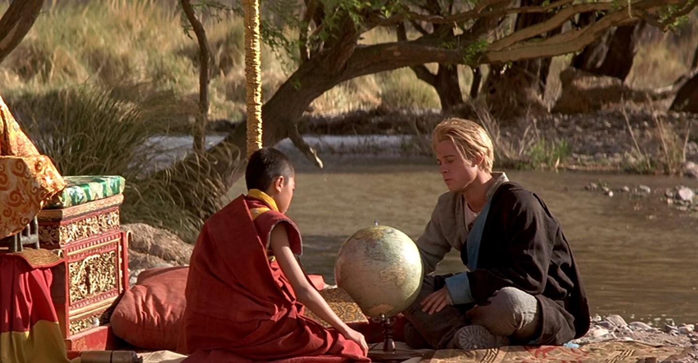Filmy podróżnicze 7 lat w Tybecie