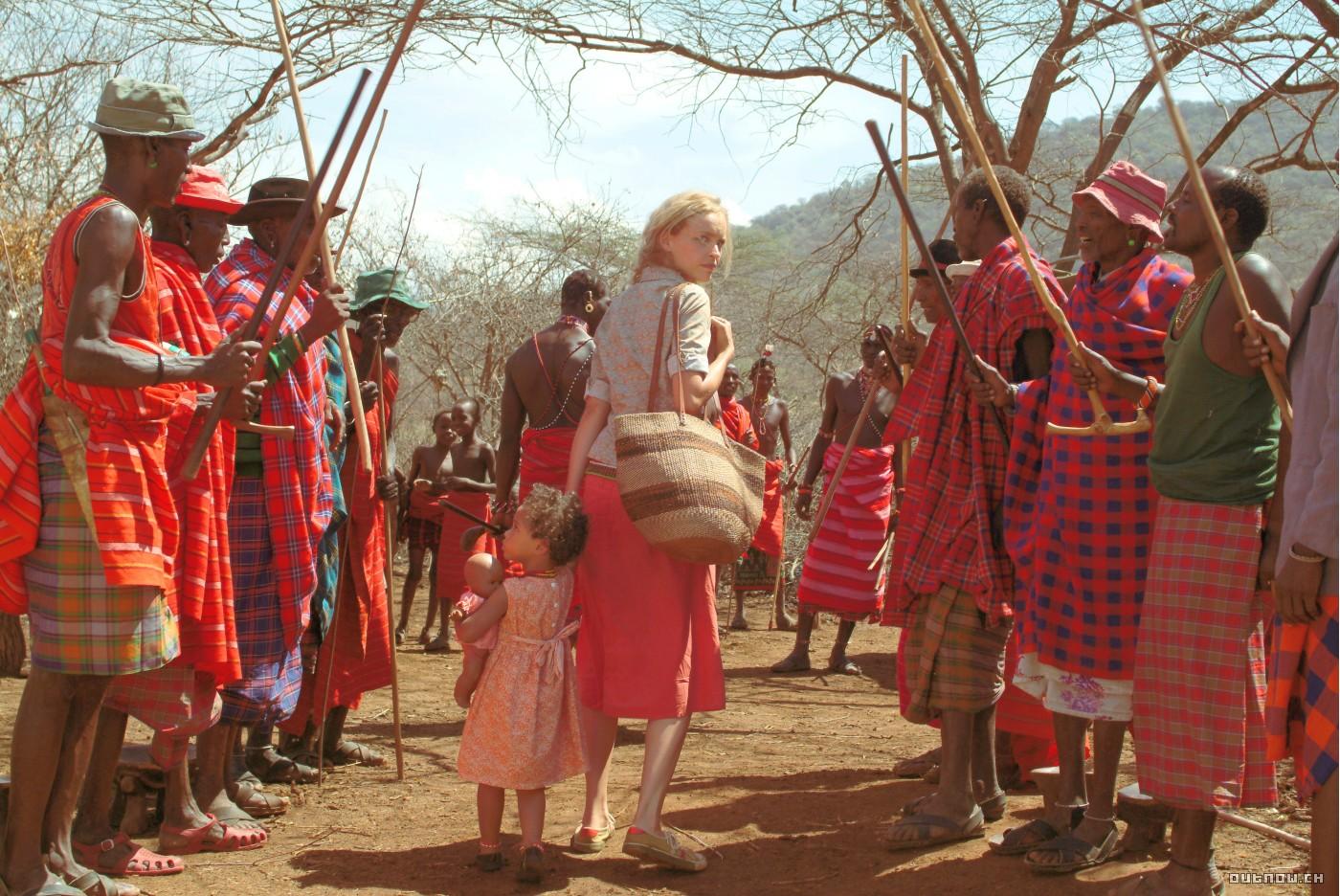 Filmy podróżnicze Biała Masajka