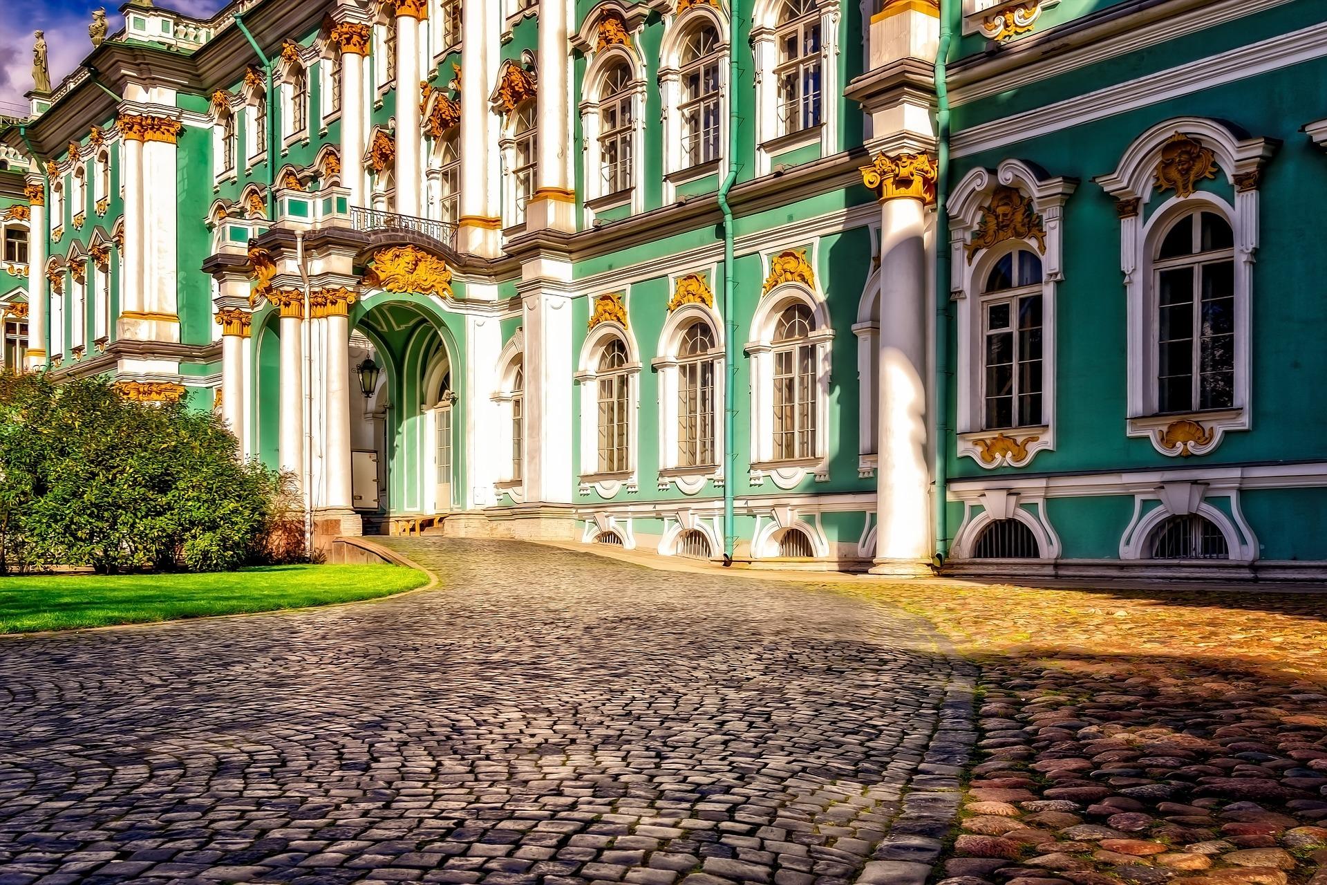 Hermitage, muzea, ktore zwiedzisz online