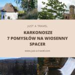 7 pomysłów na wiosenny spacer w Karkonoszach