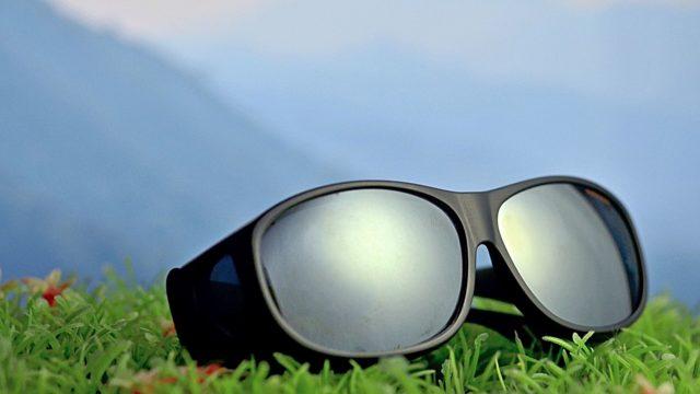 Co spakować w góry okulary